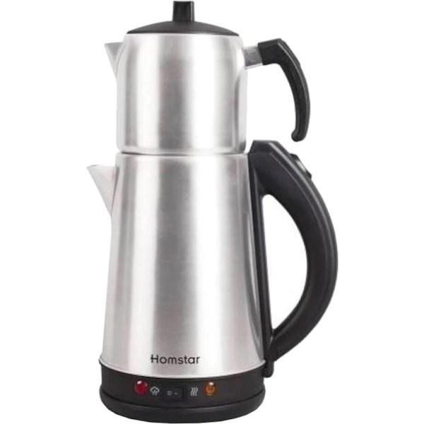 Homstar Çaycım HS-K5000 Su Isıtıcı Çay Makinesi