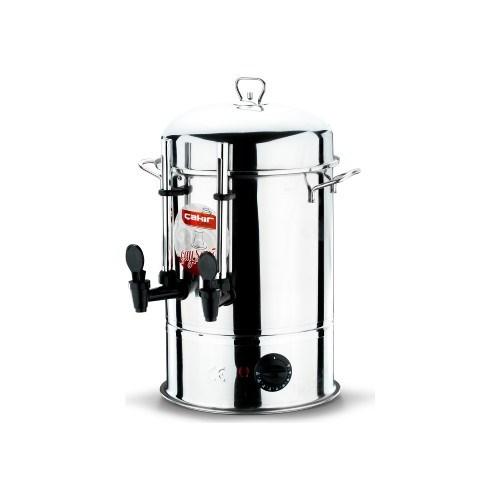 Çakır Mutfak 140 Bardak Endüstriyel Çay Otomatı (Göstergeli Musluklu)