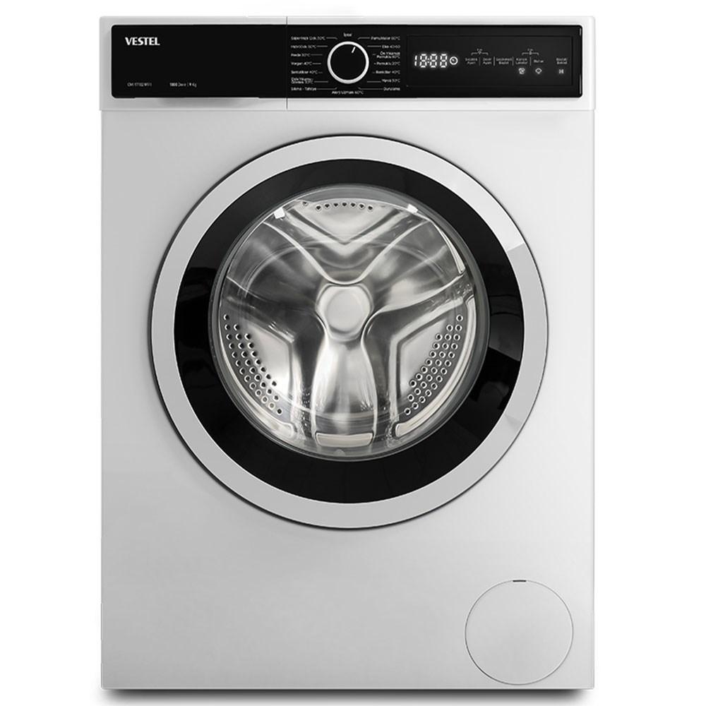 Vestel CMI 97102 WIFI Beyaz Çamaşır Makinesi